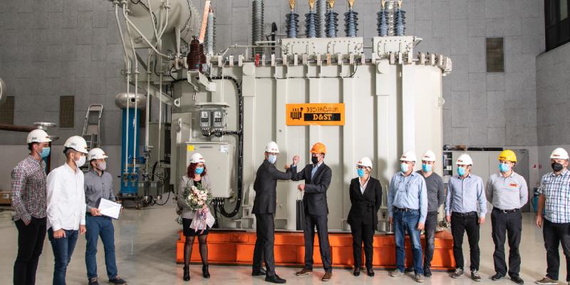Končar successfully tests new bio-based transformer fluid from Nynas